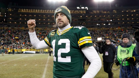 Green Bay Packers: +1000