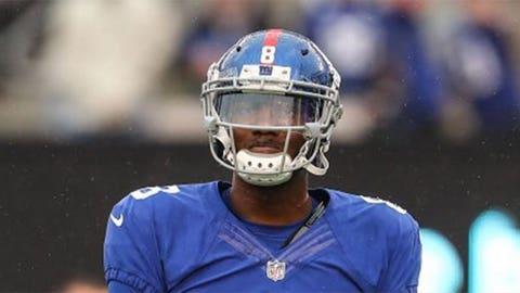 Josh Johnson, Giants