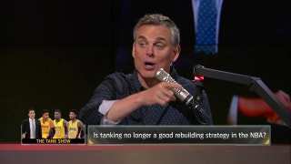 Will tanking with young NBA players work for the Los Angeles Lakers? | THE HERD