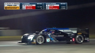 No. 10 Takes Overall Win | 12 Hours of Sebring 2017