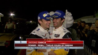 Class Winner Interviews | 12 Hours of Sebring 2017