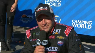 Ryan Newman Post-Race Interview | 2017 PHOENIX | NASCAR VICTORY LANE