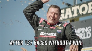 Ryan Newman Snaps 127 Race Winless Streak