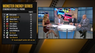 How Points Racing Has Changed in 2017 | NASCAR RACE HUB