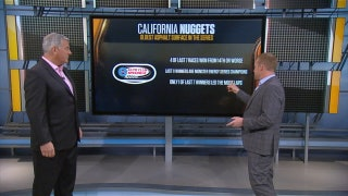 Regan Smith Loves the Racing in California | NASCAR RACE HUB