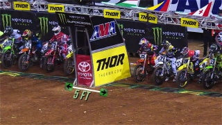 The Science of Supercross: The Gate Pick | 2017 MONSTER ENERGY SUPERCROSS