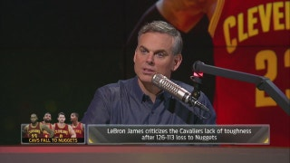 LeBron James will crush Michael Jordan statistically | THE HERD