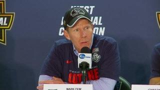 Mark Few explains Gonzaga's basketball culture after Final Four berth