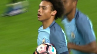 Leroy Sane equalizes for Manchester City | 2016-17 FA Cup Highlights