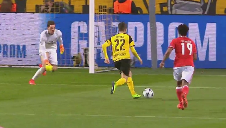 Borussia Dortmund vs. Benfica | 2016-17 UEFA Champions League Highlights