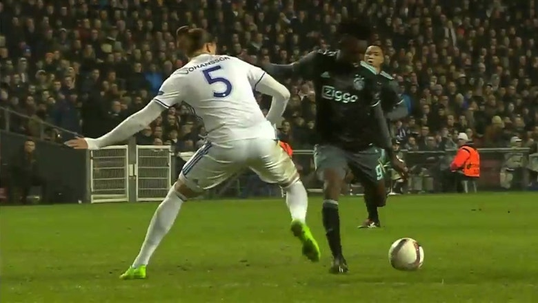 FC Copenhagen vs. Ajax | 2016-17 UEFA Europa League Highlights