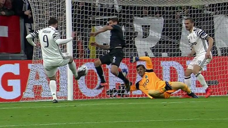 Juventus vs. FC Porto   2016-17 UEFA Champions League Highlights