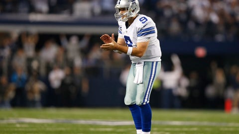 Cowherd: Romo's numbers in his last 30 starts are unbelievable