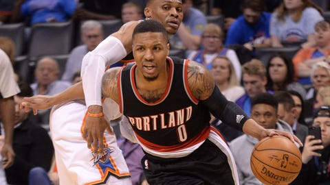 Shannon: Westbrook's solo act is getting old