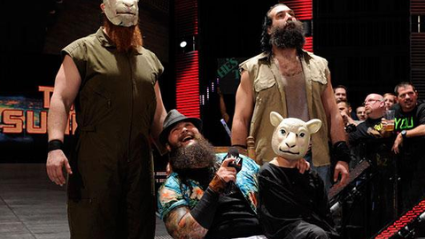 Fox Sports: You're in an exciting position now on SmackDown since breaking free of Bray Wyatt and the Wyatt Family. Is it frustrating being a part of a group, where you might not be able to show off your own personality or individual skill as much as you'd like?