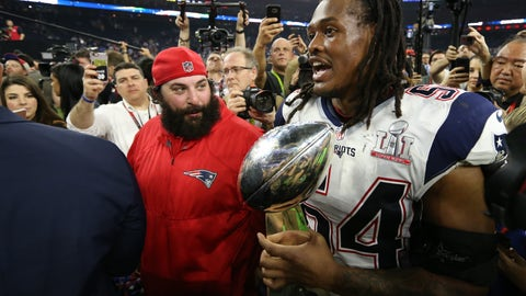Skip Bayless: New England has replaced Dallas as the prohibitive Super Bowl favorite