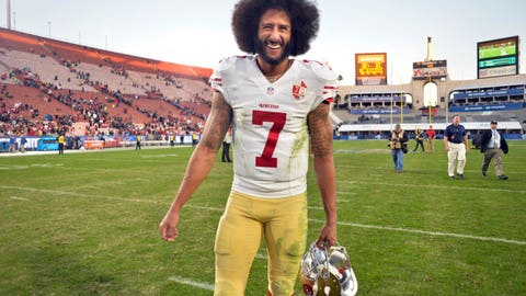 Shannon Sharpe: Kaepernick is being judged more harshly than players who have committed crimes