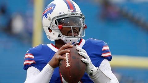 Buffalo Bills: 66/1 to 100/1