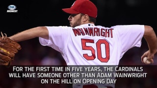 Cardinals Opening Day starting pitchers -- and Yadi