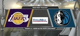 Mavs Live: Lakers pay a visit to Dallas