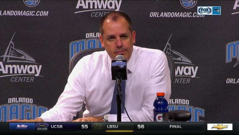 Vogel: Guys protected rim, had competitive drive