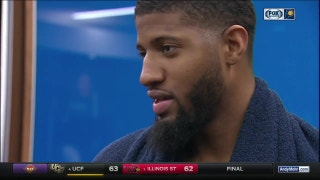 PG13 says Pacers need to start winning on the road