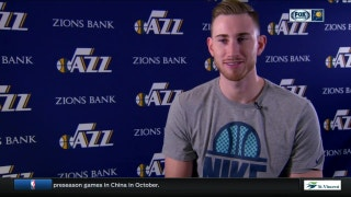 Gordon Hayward and George Hill remember their times in Indiana