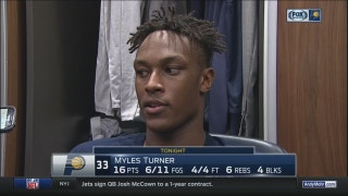 Turner says Pacers 'need to get a good streak going' before playoffs