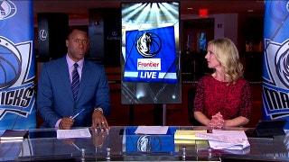 Mavs Live: Dallas gets much-needed win against LA