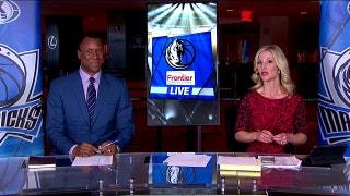 Mavs Live: Raptors visit the AAC