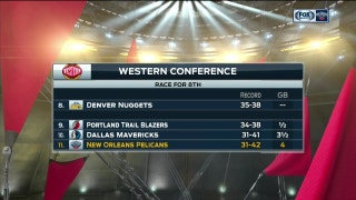 Pelicans Live: Celebrating a win over Denver