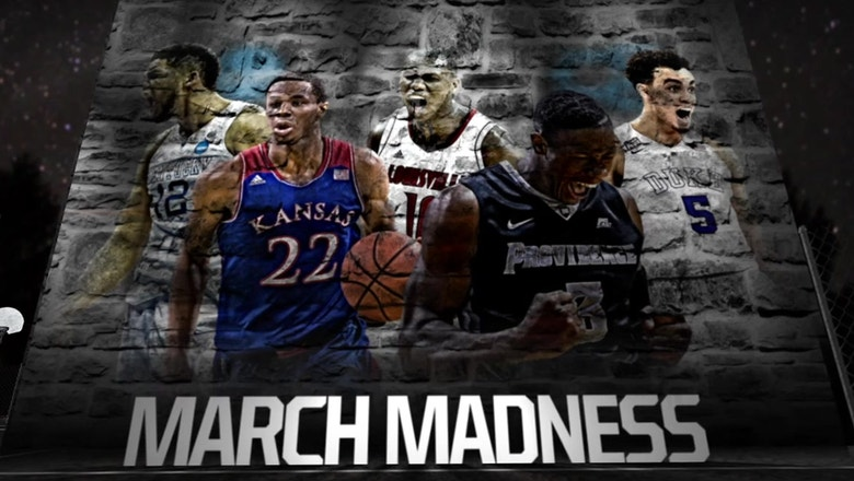 Wolves players attack March Madness tournament
