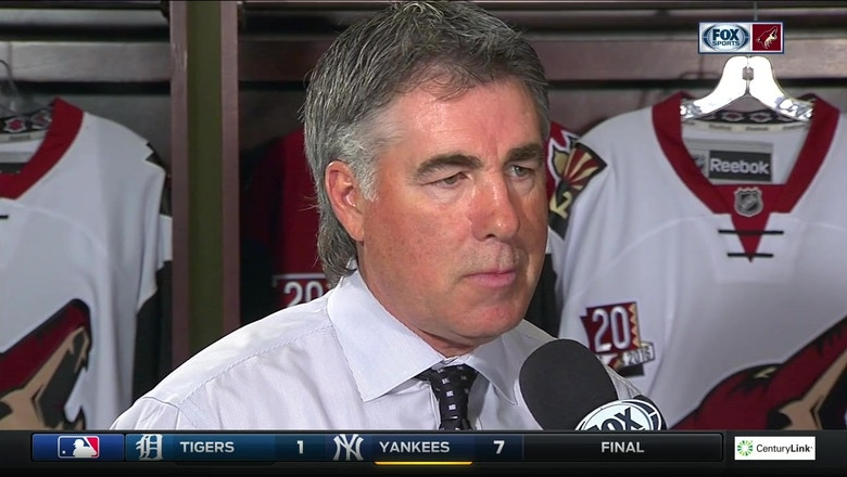 Tippett: 'We made some mistakes to let them back in'