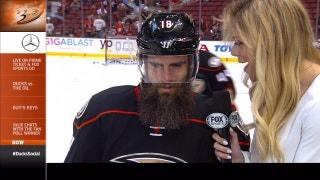 Ducks Social: Patrick Eaves and his beard