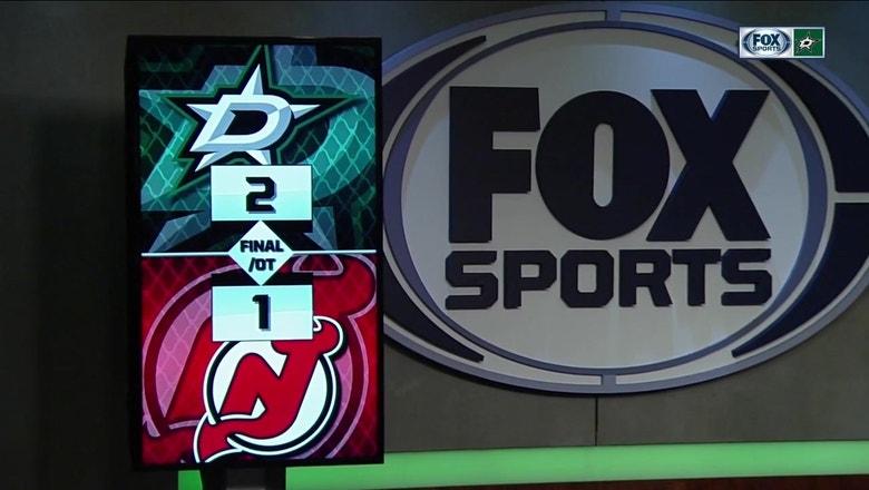 Stars Live: Comeback win in overtime vs. Devils