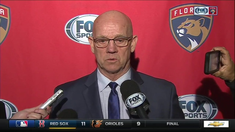 Tom Rowe: We weren't prepared mentally or physically tonight