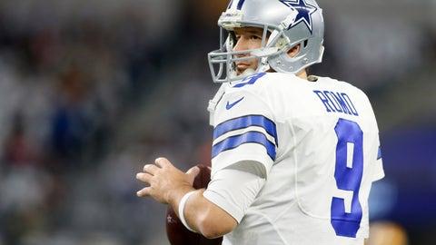 Tony Romo: 21-9