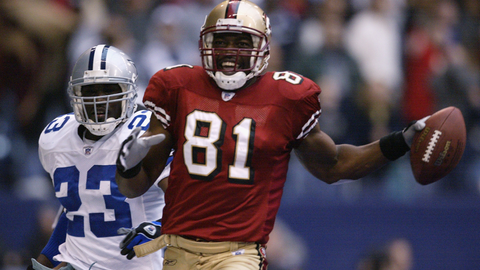 Terrell Owens: The criticism doesn't bother me, but it hurts my family