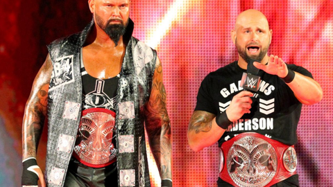 "Fox Sports: Gallows and Anderson are known as ""good brothers."" What are the prerequisites for being a good brother?"