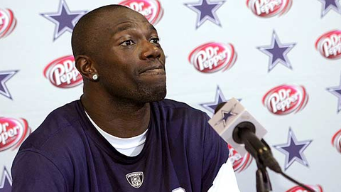 Skip: Terrell Owens is very, very good at playing the media