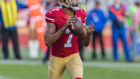 Shannon: Kaepernick is underrated because he's unconventional