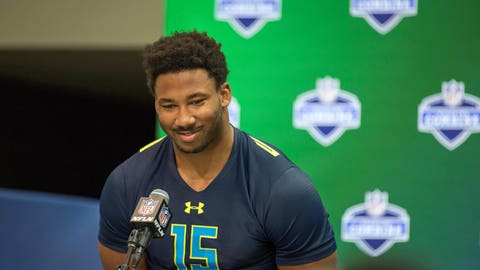 Skip: Myles Garrett doesn't jump off the screen like a No. 1 pick should