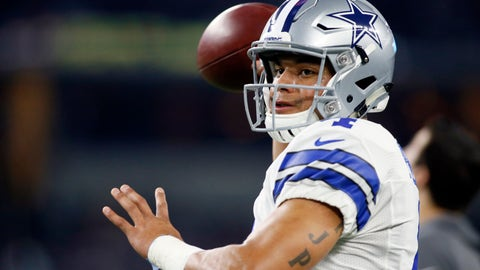 Shannon: The Cowboys offense is set for years to come