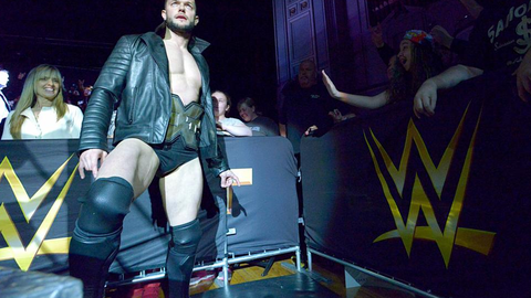 On creating pathways for talent to arrive in WWE: