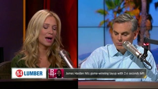 James Harden continues to impress and make MVP case | THE HERD