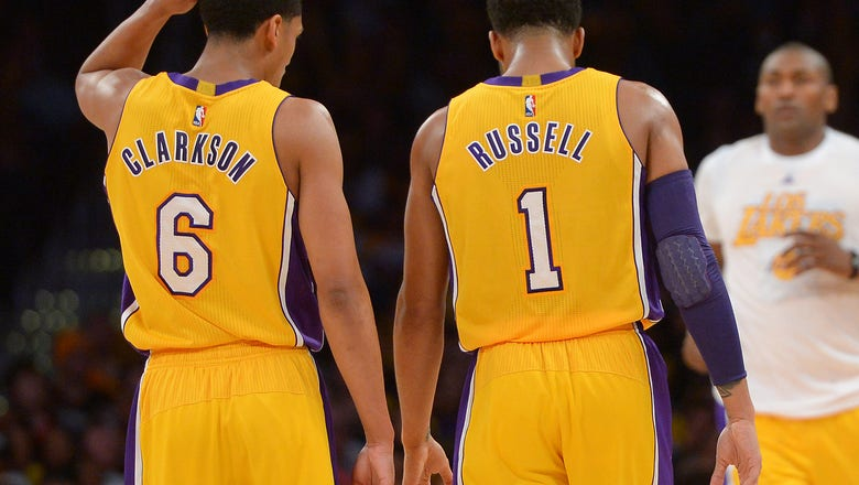 Los Angeles Lakers Need To Find Consistency In Young Backcourt