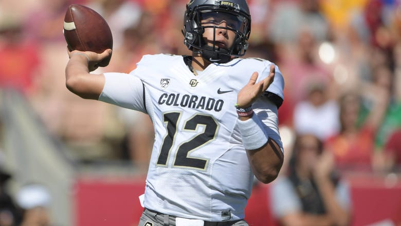 Colorado Football: Steven Montez will be better than Sefo Liufau in 2017