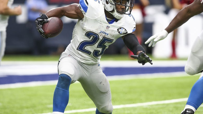Detroit Lions: Theo Riddick Remains Integral To Offense