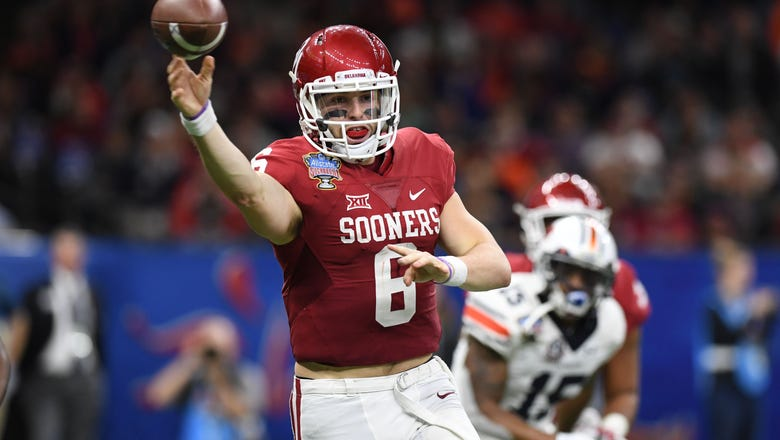College football weekly news bites: Baker Mayfield arrest video released