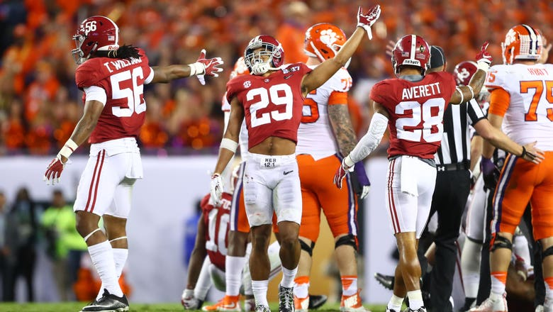 SEC Football: Top 10 players to watch this spring